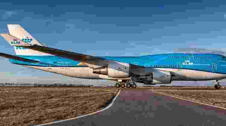 KLM - Divulgação - Divulgação