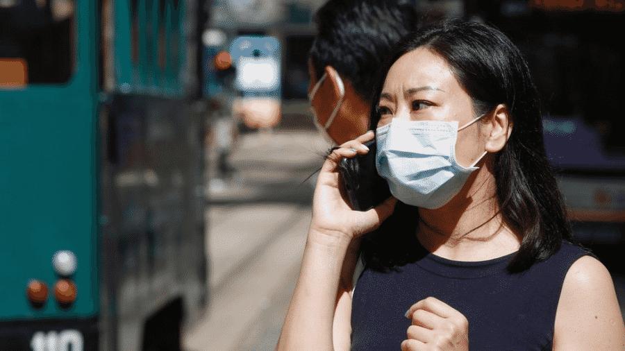 Infecções em Hong Kong atingiram um recorde, de 149 casos, na quinta-feira - Reuters