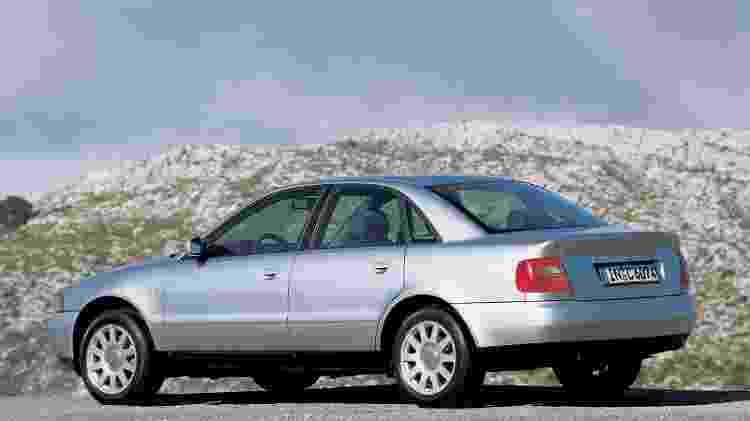 Audi A4 1998 - Divulgação  - Divulgação