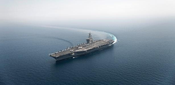 EUA e aliados lançam ataques aéreos contra bases do Estado Islâmico - Adam Ferguson/The New York Times
