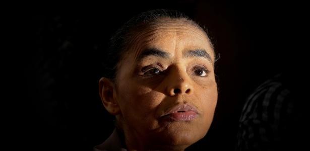 Ex-senadora Marina Silva, da Rede