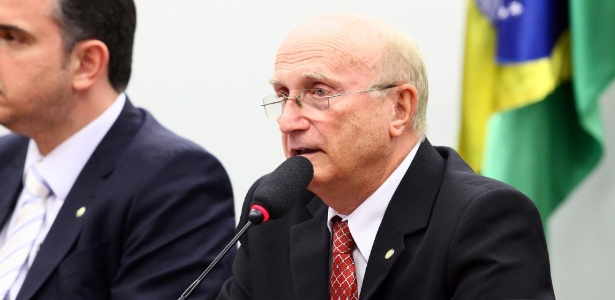 Ministro da Justiça diz que sindicatos fazem 'baderna' - Antonio Augusto/Câmara dos Deputados