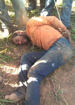 Polícia Militar detém acusado de estuprar, assassinar e arrancar o coração de garota de 10 anos