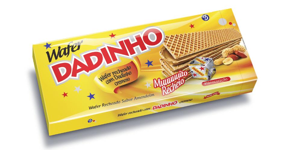 27.jun.2016 - Os novos produtos usam o mesmo recheio de creme de amendoim