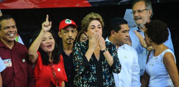 A presidente afastada, Dilma Rousseff, planeja divulgar carta à nação