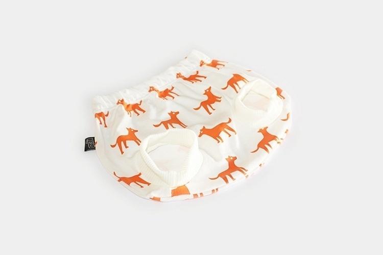 A empresa Matiz faz peças com algodão orgânico e sem definição de gênero (rosa ou azul) para bebês. Na foto, tapa fralda  feito com algodão orgânico