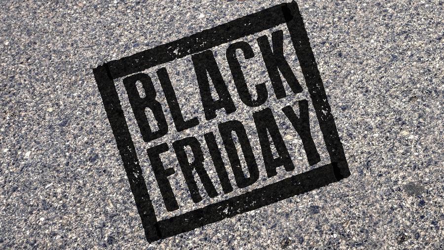Black Friday  - Getty Images/iStockphoto/bulentozber