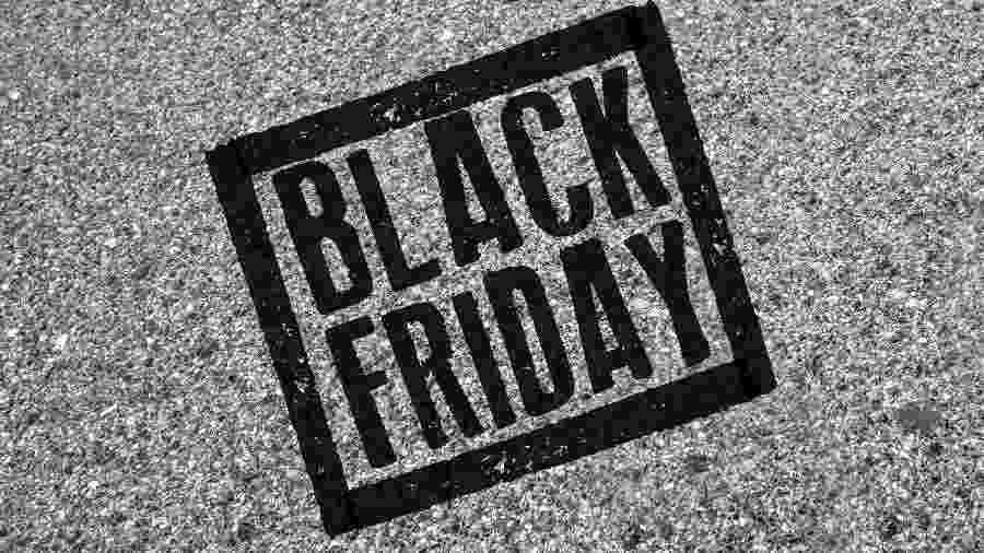 Black Friday  - Getty Images/iStockphoto/bulentozber
