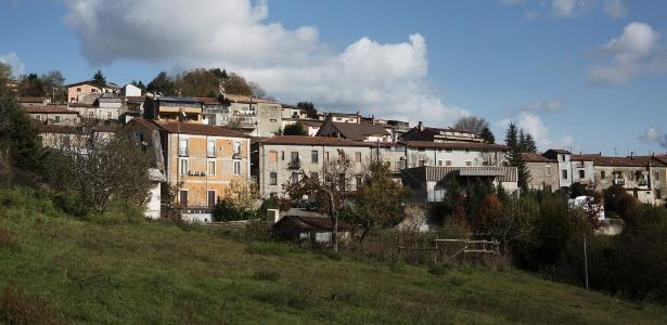 Soveria Mannelli,vilarejo no sul da região da Calábria com cerca de 3 mil moradores, na Itália