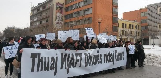 Não há dado oficial sobre kosovares albanesas estupradas na guerra - estimativas apontam que foram 20 mil