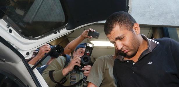 Novais está preso em uma área isolada do CDP (Centro de Detenção Provisória)