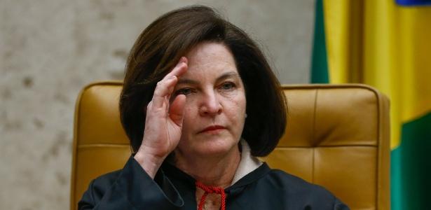 Procuradora-geral Raquel Dodge participa de sessão no STF