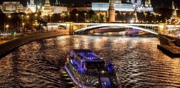 A capital russa enfrenta sérios problemas de poluição