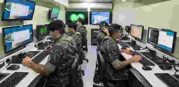 Sisfron projeto piloto - Exército - Exército
