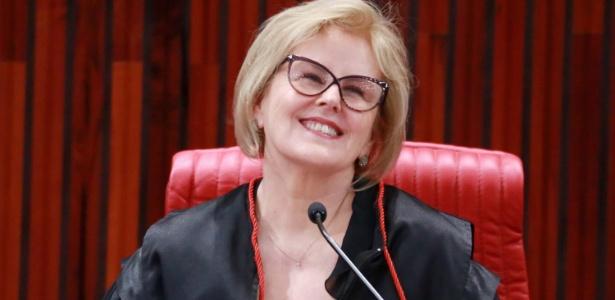 14.ago.2018 - A ministra Rosa Weber assume a presidência do TSE