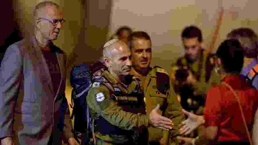 Avião israelense pousa em aeroporto de Confins para ajudar nas buscas em Brumadinho - Fred Magno/O Tempo