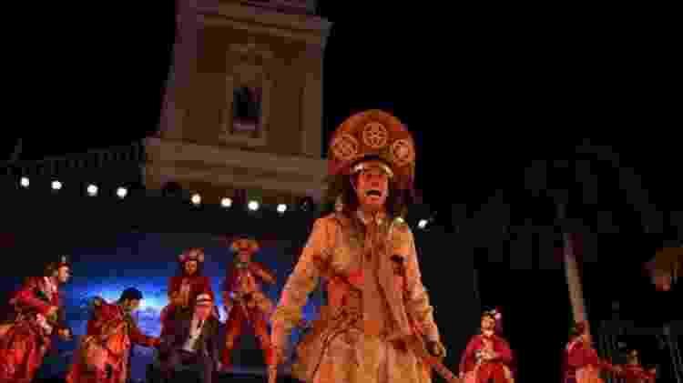 Até hoje, a expulsão de Lampião é celebrada em Mossoró com uma festa e apresentações teatrais - Prefeitura de Mossoró - Prefeitura de Mossoró