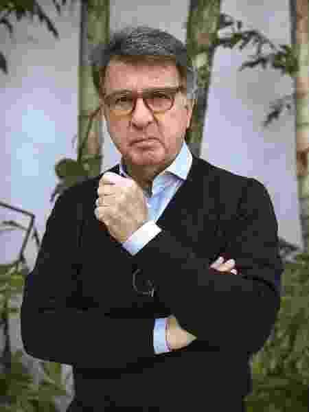 Paulo Marinho, empresário e suplente do senador Flávio Bolsonaro - Ricardo Borges/UOL