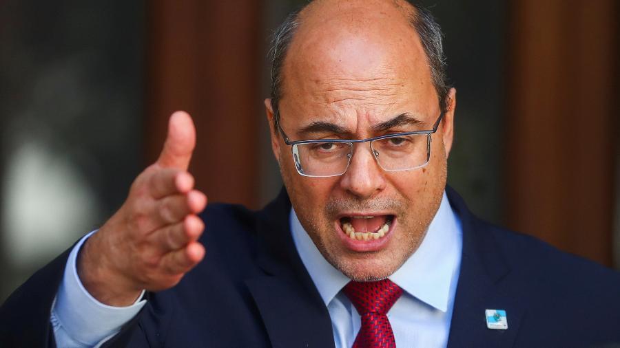 Governador do Rio de Janeiro terá que aguardar julgamento no STJ para saber seu destino - PILAR OLIVARES