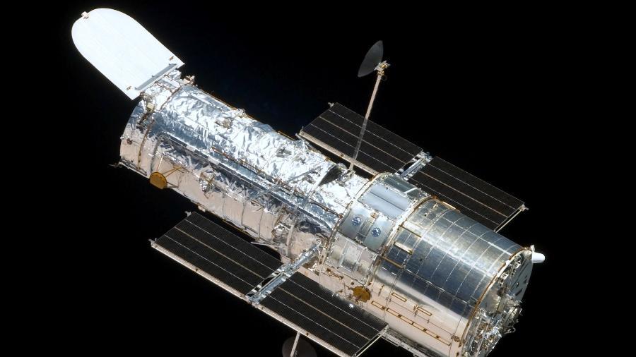 Telescópio Hubble - Divulgação/Nasa
