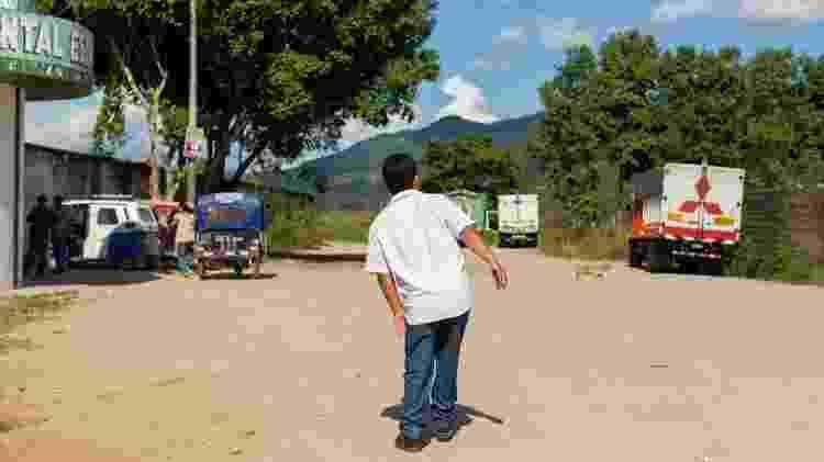 A erradicação da poliomielite no Peru demonstrou que 'apesar das circunstâncias difíceis, é possível fazer coisas quando há convicção', diz Zapata - Christine Mcnab/United Nations Foundation - Christine Mcnab/United Nations Foundation