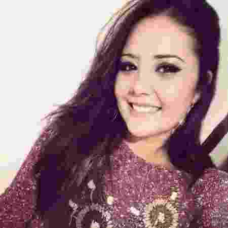 Elisangela Aparecida Mingote, 24 anos, uma das vítimas do acidente em Taguaí, no interior de SP - Arquivo pessoal