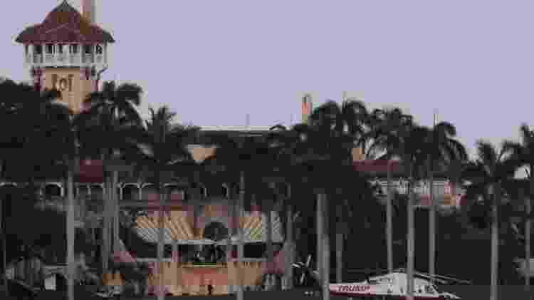 Donald Trump comprou Mar-a-Lago em 1985 por US$ 10 milhões. - GETTY IMAGES - GETTY IMAGES