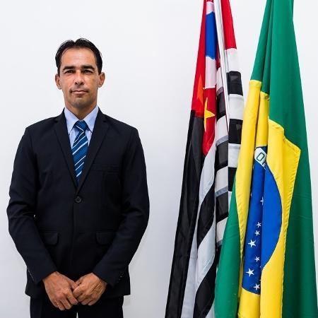 Gilberto Marques, vereador, foi uma das pessoas fisgadas pelo golpe - Divulgação/Câmara