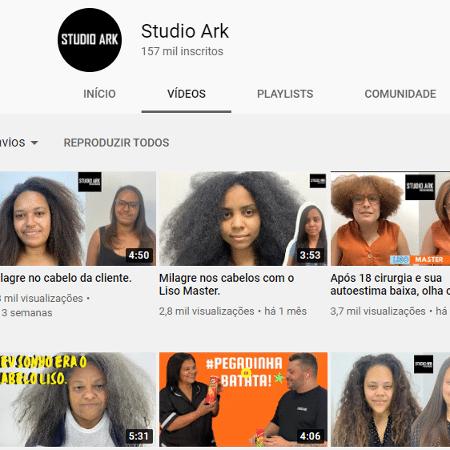 Justiça determina exclusão de vídeos de fabricante de cosméticos por racismo - Reprodução/YouTube