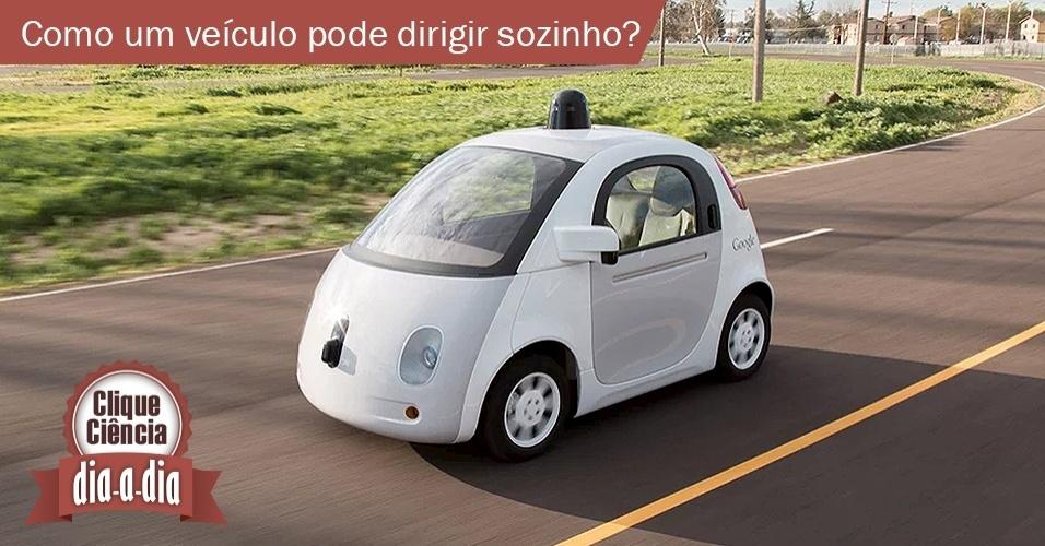clique ciência - como um veículo pode dirigir sozinho?