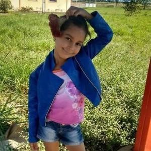 Ana Gabrielly Santos Ferreira tinha 6 anos quando foi assassinada, em 2015