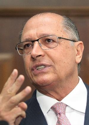 O governador Geraldo Alckmin (PSDB)  - Márcio Fernandes/Estadão Conteúdo