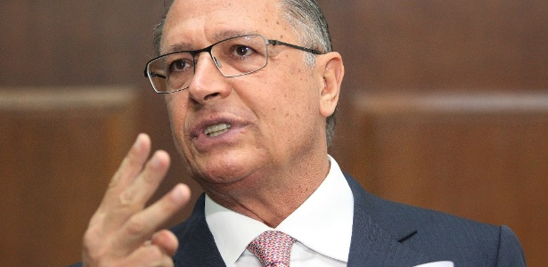 Alckmin vê greve 'politizada' e reformas 'a favor do trabalhador' - Márcio Fernandes/Estadão Conteúdo