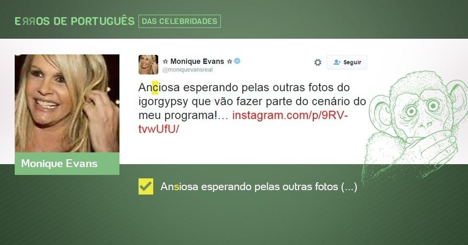 erros de português de celebridades