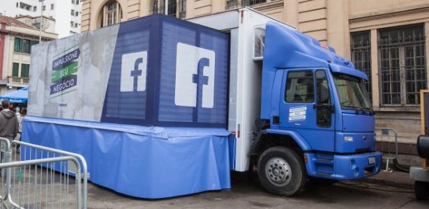 Laboratório itinerante do Facebook treinará grupos de até 20 empreendedores - Simon Plestenjak/Divulgação