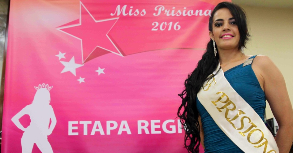 Tatiele Aparecida Silva, 30, 1,67 m, 56 kg, natural de Campina Verde (MG), representante do Triângulo Mineiro