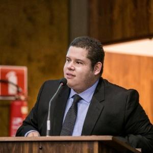 O ex-secretário nacional de Juventude, Bruno Júlio