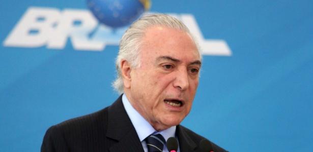 Presidente Michel Temer (PMDB) se encontrou com líderes sindicais nesta quinta (20)