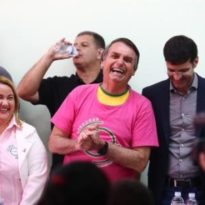 Bolsonaro faz campanha em Juiz de Fora