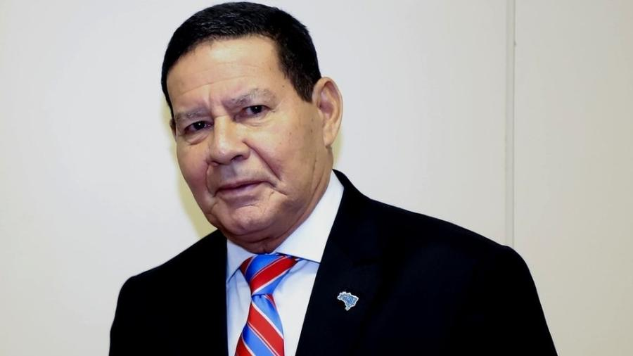 """Mourão diz que opositores de Nicolás Maduro foram para """"o tudo ou nada"""" - Planalto"""