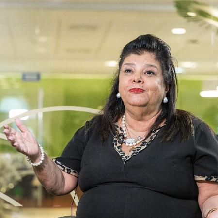 Luiza Helena Trajano, presidente do Conselho do Magazine Luiza - Simon Plestenjak/UOL