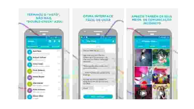 Unseen: aplicativo para ficar invisível no WhatsApp - Reprodução - Reprodução