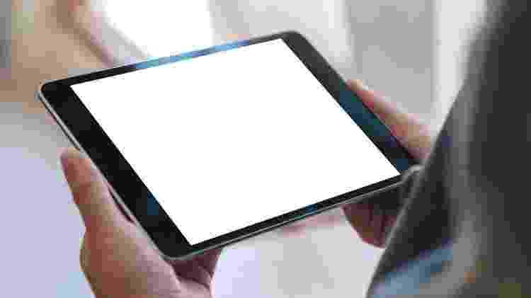 Nos últimos anos, mercado de tablets vem apresentando aumento crescente e constante - Getty Images - Getty Images