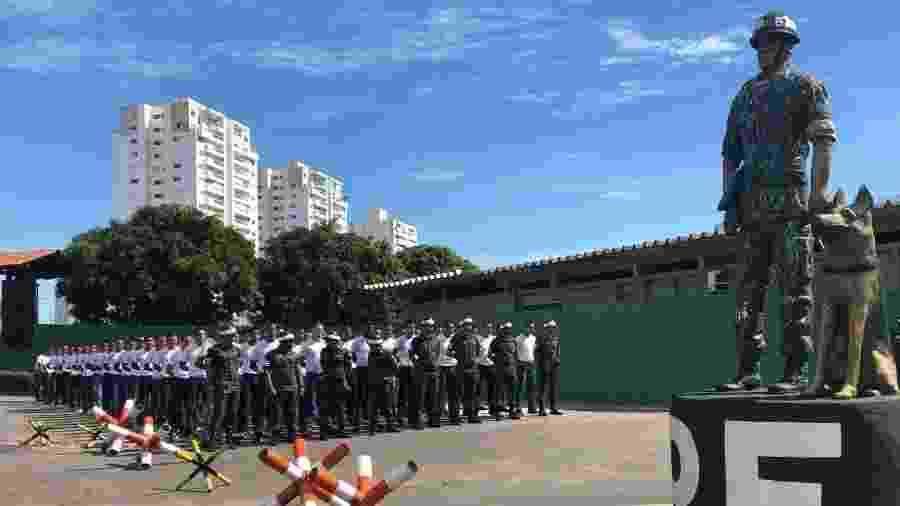 O 7° Batalhão de Polícia do Exército (7°BPE), em Manaus - Divulgação