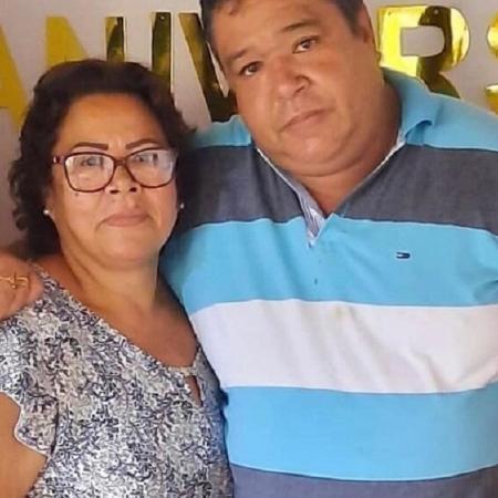 Mãe e filho, Maria Eustáquia da Silva e Irapuã Francisco da Silva morreram em Goiás - Reprodução/Redes Sociais