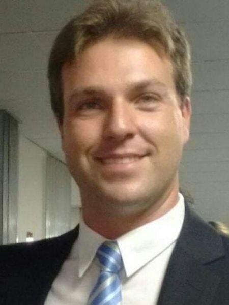 Rodrigo Silva Pereira (PSDB), de 35 anos, vereador de Peruíbe (SP) - Reprodução/Facebook