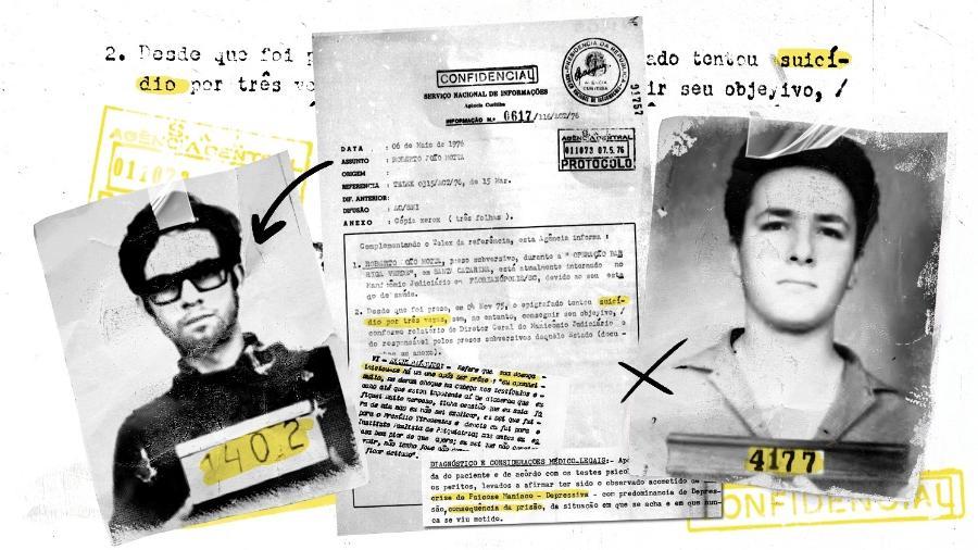 Roberto Motta foi internado em Santa Catarina; Ivan Seixas, em São Paulo - Yasmin Ayumi/UOL