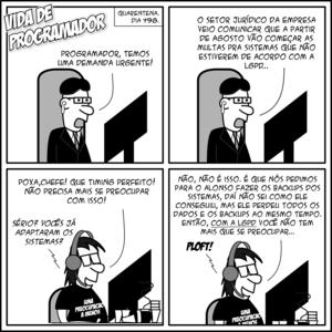 Andre Noel / Vida de Programador