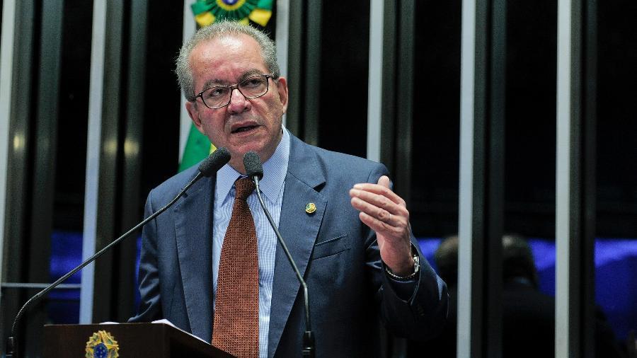 José Aníbal assumiu a vaga no Senado após o José Serra se afastar para tratar a doença de Parkinson - Geraldo Magela/Agência Senado