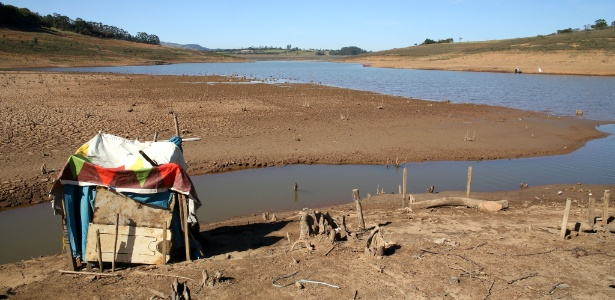 'Não falta água em São Paulo, falta planejamento', diz geógrafo da USP - Luis Moura/Estadão Conteúdo